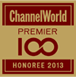 Channel World Premier 100 Awards