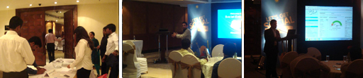 Sales Cloud Live Seminar 2012 by Bodhtree and Salesforce.com