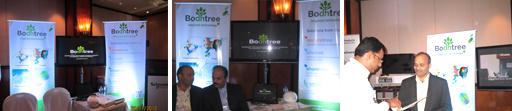 Bodhtree Sponsored Datacenter Dynamics Event at Bangalore
