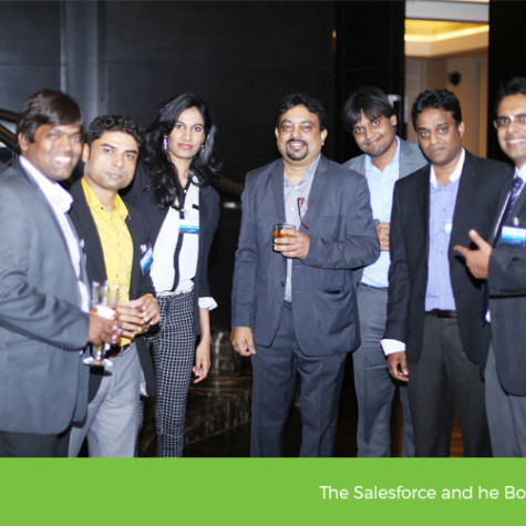 Bodhtree Salesforce Networking Event – The Salesforce Lightning Experience