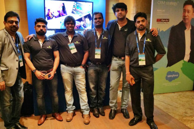 Bodhtree Sponsors Salesforce Advantage Tour in Mumbai