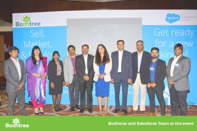 Bodhtree Salesforce Networking Event – Learn how to Sell, Market & Service with world's #1 CRM