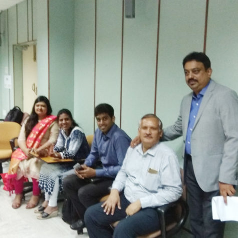 GST Awareness Seminar – In association with STPI @ MCR HRD Institute, Hyderabad