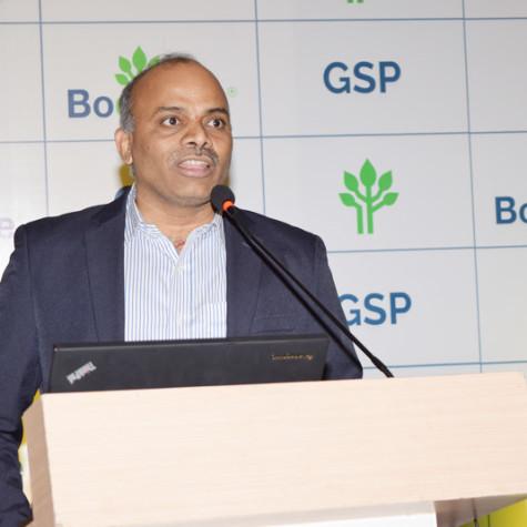 Informative GST section @ The Rain tree, Chennai