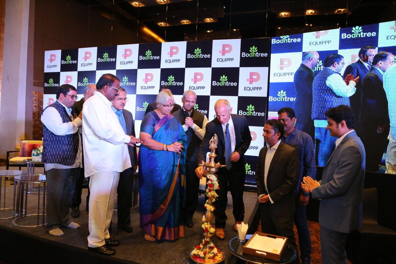 Social Value Investing Book Launch,Hyderabad, September, 13, 2019